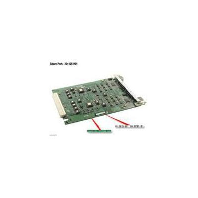 HP BOARD,SYS I/O,DUPLEX-ULT Power supply