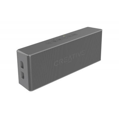 Creative labs draagbare luidspreker: MUVO 2 - Grijs