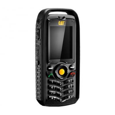Cat mobiele telefoon: B25 - Zwart