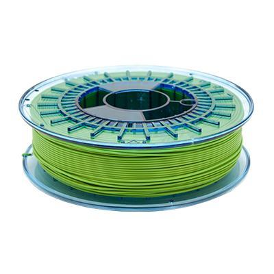 Leap frog 3D printing material: MAXX Professional Frogging Green PLA - Groen