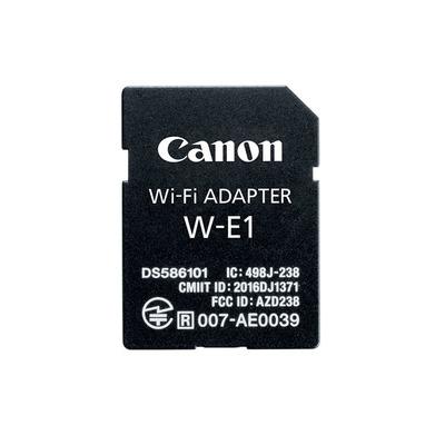 Canon W-E1 Netwerkkaart - Zwart