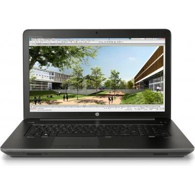 HP laptop: ZBook 17 G3 - Zwart (Renew)