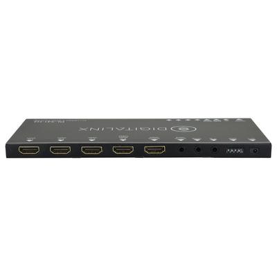 Liberty DL-S41-H2, HDMI, HDCP 2.2, PDCM 2.0, TRS, RS-232, IR, 18Gbps, 194x12x81 mm