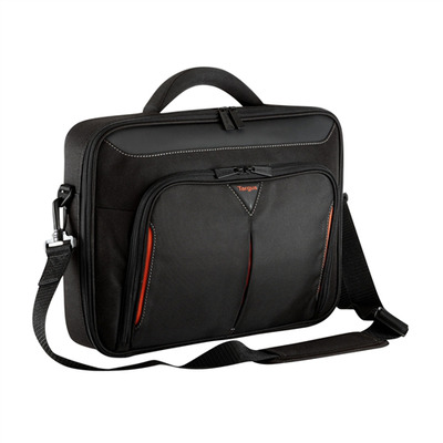 Targus Laptop Cases Laptoptas - Zwart, Rood