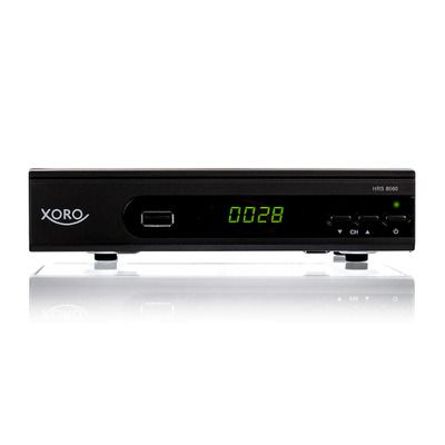 Xoro HRS 8660 Reciever - Zwart