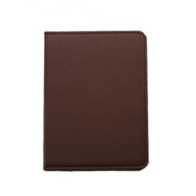 Gecko covers e-book reader case: Luxe beschermhoes geschikt voor Kobo Touch 2.0, Bruin