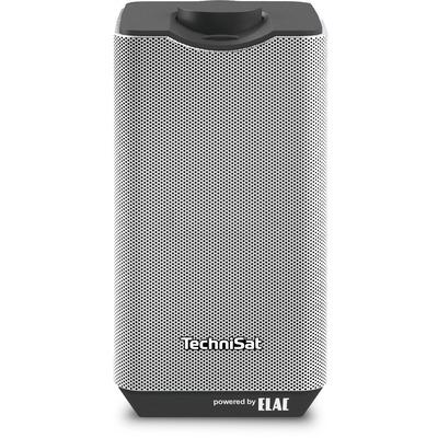 TechniSat Audiomaster MR1 Home stereo set - Aluminium, Zwart