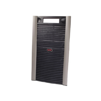 APC Symmetra LX 13U replacement door Rack toebehoren - Zwart, Zilver