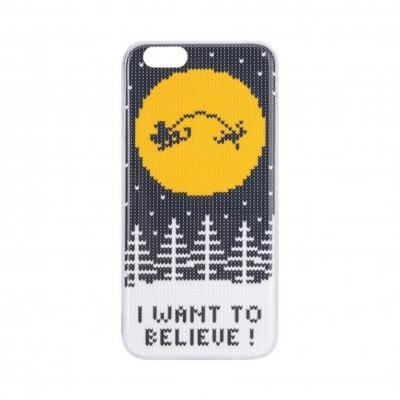 FLAVR iPhone 6/6s case Mobile phone case - Zwart, Wit, Geel
