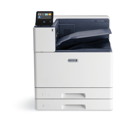 Xerox VersaLink C8000 A3 45/45 ppm Duplexprinter Adobe PS3 PCL5e/6 3 laden Totaal 1.140 vellen Laserprinter - .....
