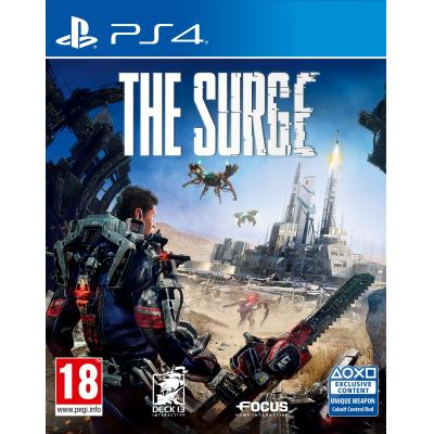 Focus home interactive game: The Surge  PS4