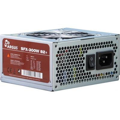 Inter-Tech SFX-300W Power supply unit - Grijs