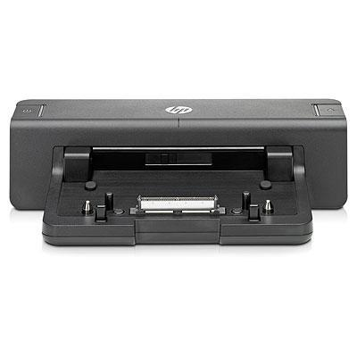 Hp docking station: 2012 90W Docking Station - Zwart