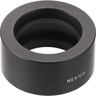 Novoflex lens adapter: NEX/CO - Zwart