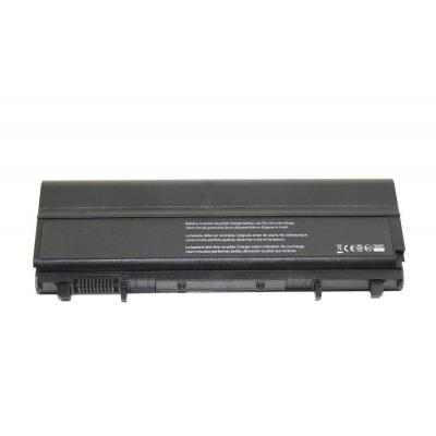 V7 Replacement Battery for selected Dell Notebooks Notebook reserve-onderdeel - Zwart