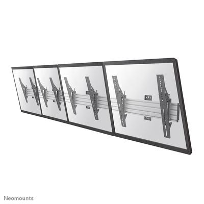 Neomounts by Newstar Pro menuboard wandsteun TV standaard - Zwart