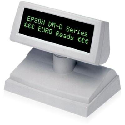 Epson paal display: DM-D110BA: Stand-alone type USB-connection - Grijs