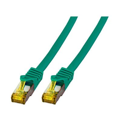 EFB Elektronik MK7001.0,5GR Netwerkkabel - Groen