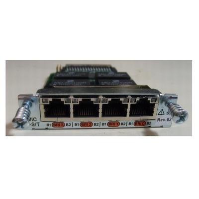 Cisco HWIC-4B-S/T-RF Netwerkkaarten & -adapters
