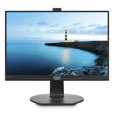 Philips Brilliance LCD-met PowerSensor Monitor - Zwart
