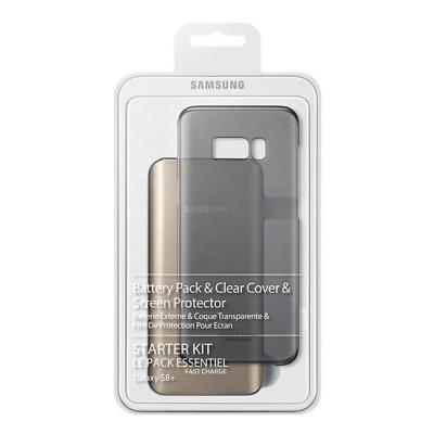 Samsung beginner kit: EB-WG95 - Zwart, Goud