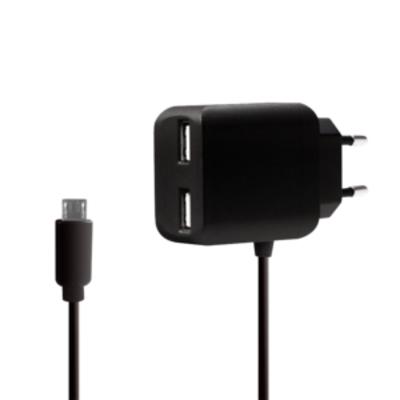 LogiLink PA0157 Oplader - Zwart