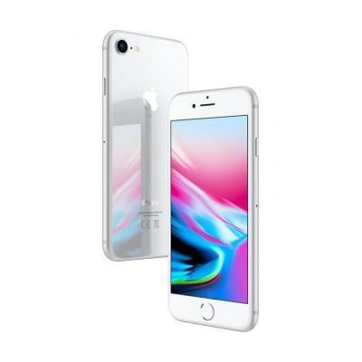 Apple smartphone: iPhone 8 256GBSilver - Zilver (Refurbished LG)