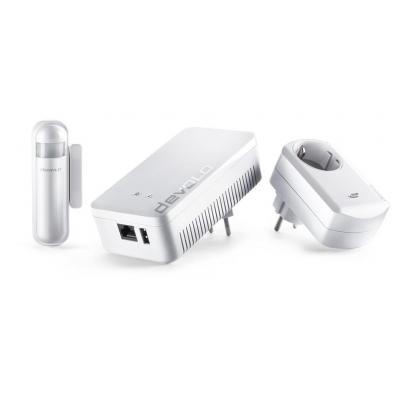 Devolo beveiliging: Home Control Starter Kit - Wit