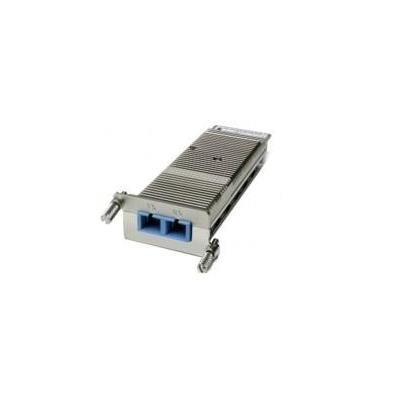 Cisco media converter: 10GBASE-LRM XENPAK transceiver module for MMF, 1310-nm wavelength, SC duplex connector .....