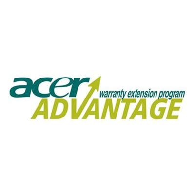 Acer Advantage warranty upgrade to 4 years Garantie