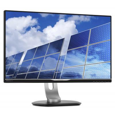Philips monitor: Brilliance LCD-monitor met SmartImage - Zwart