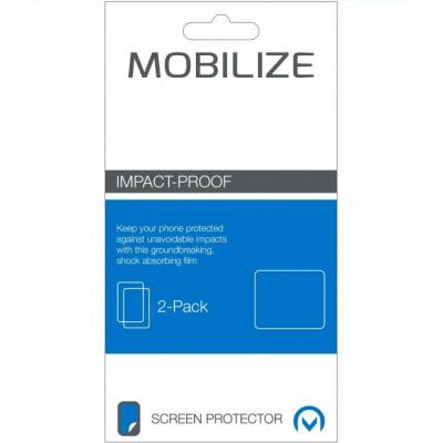 Mobilize screen protector: Impact-Proof 2-pack Screen Protector Apple iPad Air / Air 2