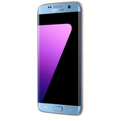 Samsung smartphone: Galaxy S7 Edge 32GB (Blue Coral)