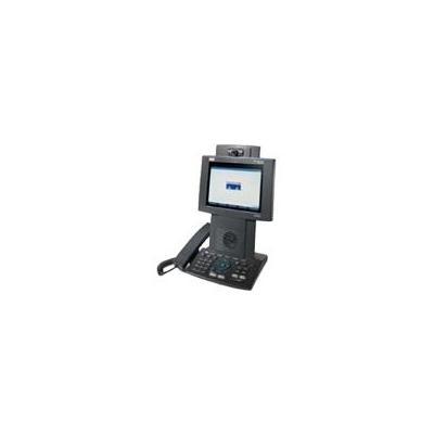 Cisco dect telefoon: Unified IP Phone 7985G - Grijs