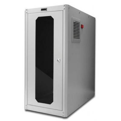 Digitus rack: SoHo PC cabinet, IP54 - Grijs