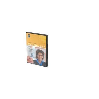 Zebra ZMotif CardStudio Professional, Win, 1u, CD Grafische software
