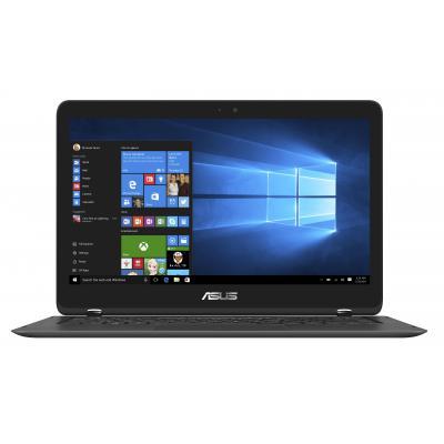 Asus laptop: ZenBook UX360UAK-DQ405R - Zwart