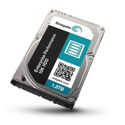 Seagate Enterprise Performance 10K HDD, 600GB, 128MB Cache, 12Gb/s SAS Interne harde schijf