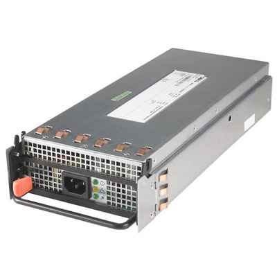 Dell power supply unit: Voeding : Energy Smart voeding (1 PSU) 570W - Kit - Zilver