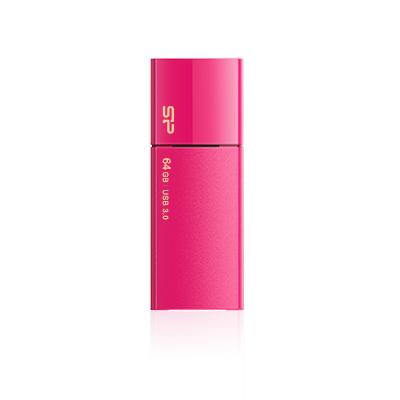 Silicon Power Blaze B05 64GB USB flash drive - Roze