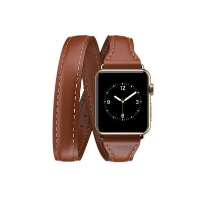 Griffin horloge-band: for Apple Watch 38mm - Bruin