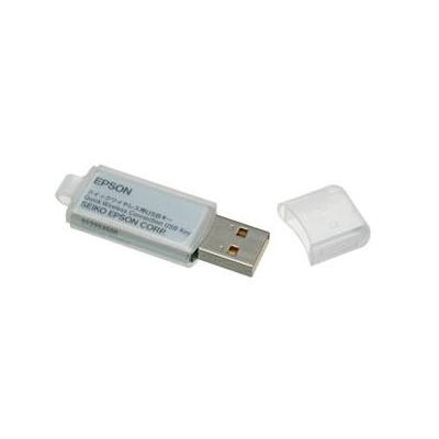 Epson projector accessoire: Quick Wireless Connect USB key - ELPAP09 - Wit