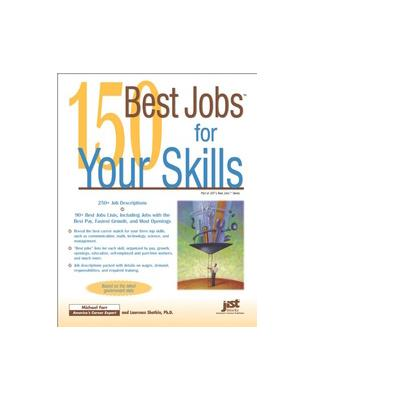 Jist publishing boek: 150 Best Jobs for Your Skills - eBook (PDF)