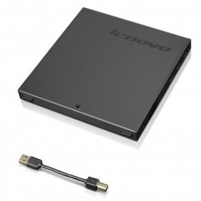 Lenovo : ThinkCentre Tiny Storage Unit - Zwart