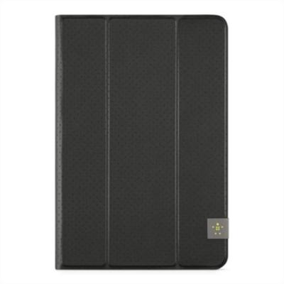 Belkin tablet case: Tri-Fold Folio-hoes voor de Apple mini/mini2/mini3/mini4, Zwart