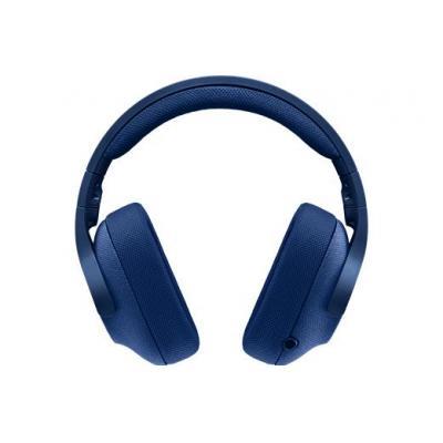 Logitech headset: G433 - Blauw