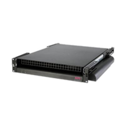 Apc rack toebehoren: Rack Side Air Distribution 2U