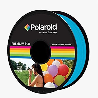 Polaroid PL-8023-00 3D printing material - Lichtblauw, Transparant