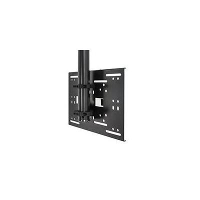 B-Tech BT8026 Muur & plafond bevestigings accessoire - Zwart