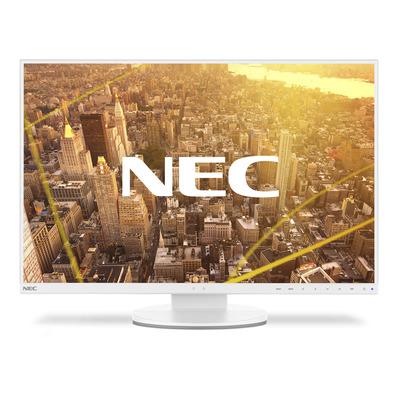 NEC MultiSync EA245WMi-2 - Wit Monitor